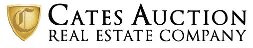 Cates Auction Logo