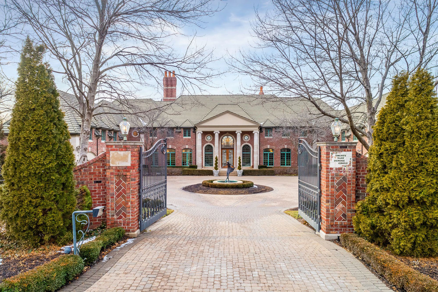 Luxury Estate Home Auction