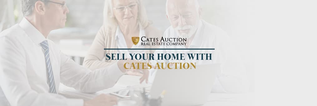 Sell Your Home With Cates Auction