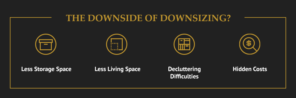 What Are The Downsides Of Downsizing?